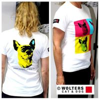 Wolters Damen T-Shirt Pop-Art Chihuahua