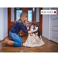 Wolters Zip 'n' Dri Das clevere Hunde Handtuch