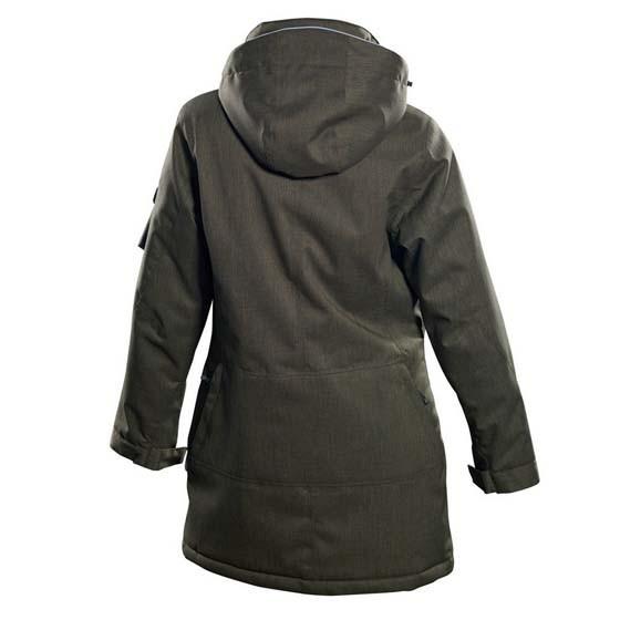 lowest price 02b4d a8284 Owney Arctic Parka Damen- Parka Jacken Winterjacken oliv