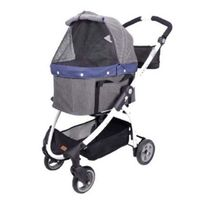 InnoPet® buggy Cleo Hundebuggy Denim look