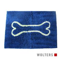 Wolters Dirty Dog Doormat smart marine/lime Blue Edition Hunde Schmutzfangmatte