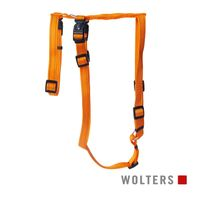 Wolters Soft & Safe No Escape Hundegeschirr orange