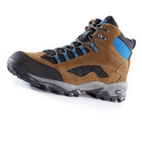 Owney Ranger High Outdoorschuhe Unisex braun-petrol