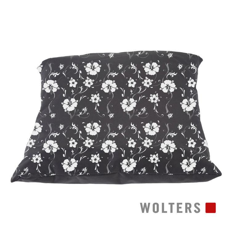 Wolters Grey Essentials Kuschelkissen grau