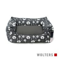 Wolters Grey Essentials Dog Lounge grau