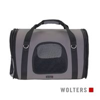 Wolters Grey Essentials Sport-Carrier Flugtasche Neopren grau
