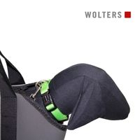 Wolters Grey Essentials Softbag Tragetasche Neopren grau