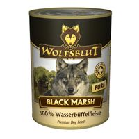 Wolfsblut Black Marsh PURE Nassfutter 12 x 395g