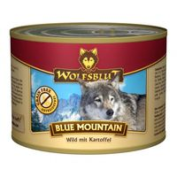 Wolfsblut Blue Mountain Nassfutter 6 x 200g