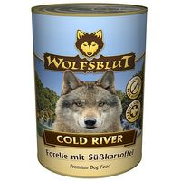 Wolfsblut Cold River Nassfutter 12 x 395g