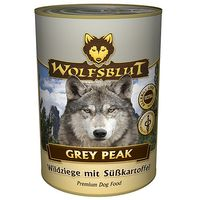 Wolfsblut Grey Peak Nassfutter 12 x 395g