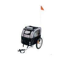 TEFLON® Doggy Liner Amsterdam Teflon® - 20 kg - Hundefahrradanhänger