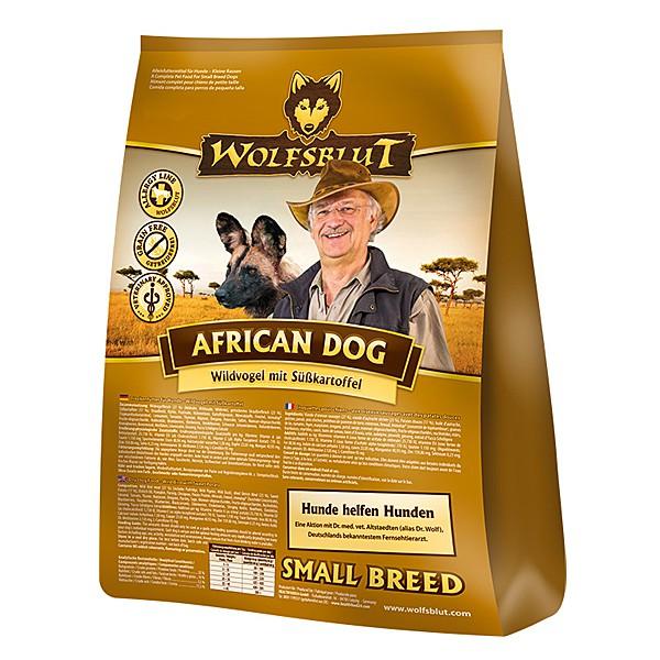 wolfsblut african dog small breed trockenfutter marken. Black Bedroom Furniture Sets. Home Design Ideas