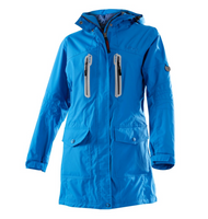 "Owney Damen-Langjacke ""Arnauti"" alpine blue blau"