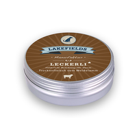 Lakefields Trockenfleisch-Leckerli Snacks Lamm 50 g