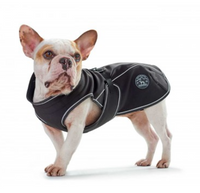 Hunter® Hundemantel Uppsala Softshell schwarz
