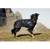 HURTTA Outdoor Summit Wintermantel Hundemantel schwarz XS - XL
