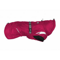 HURTTA Outdoor Summit Wintermantel Hundemantel kirsche XS - XL