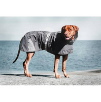 HURTTA Outdoor Extreme Warmer Wintermantel Hundemantel schwarz XS - XL