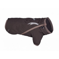 HURTTA Outdoor Softshell-Jacke Hundemantel Chill Stopper braun