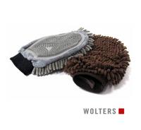 Wolters Dirty Dog Grooming Mitt -der perfekte Handschuh für die Fellpflege grau