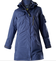 Owney Winterparka Arctic Damen- indigo - blue blau