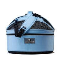 Sleepy Pod - Hunde Flugtasche für die Flugkabine sky blue bis 7 kg - Hundetasche