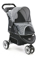 Innopet ® Modell Allure - Design: Onyx - IPS-034/OX Hundebuggy Pet Stroller