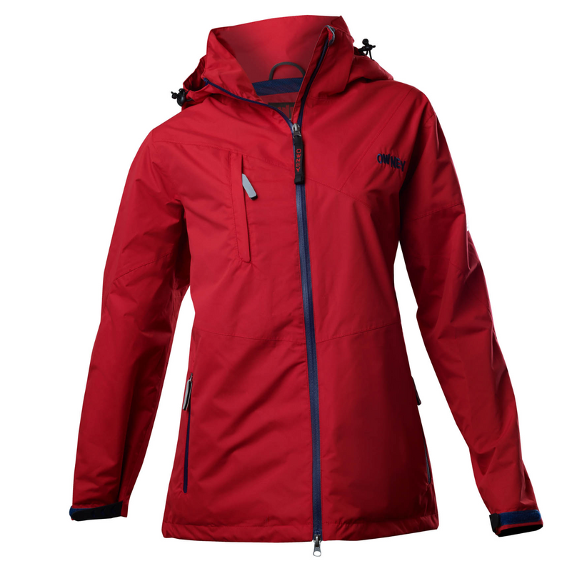 Owney Nova Jacket Women - Outdoorjacke red