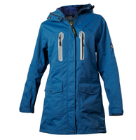 Owney Damen-Langjacke  Arnauti  ocean blue
