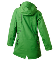 Owney Tuvaq Parka Outdoor-Damenparka apple green