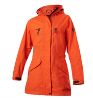 Owney Tuvaq Parka Outdoor-Damenparka orange