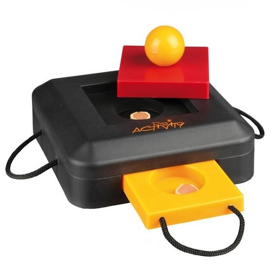 Dog Activity Gamble Box - Das Hunde Einsteiger Spiel - Hunde Intelligenzspiel