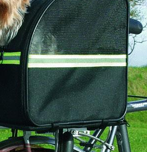 biker bag fahrradkorb tasche bis 8 kg hundekorb. Black Bedroom Furniture Sets. Home Design Ideas