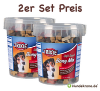Soft Snack Bony Mix - ohne Zucker - 2er SET
