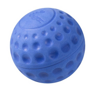 Wolters ROGZ Asteroidz-Ball royal-blau S - L Wurfball Hund