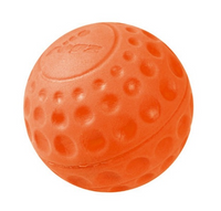 Wolters ROGZ Asteroidz-Ball orange S - L Spielball für Hunde