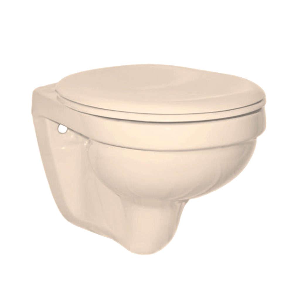 saval wc beige tiefsp ler 55 cm toilette tiefsp ler wc sitz lotuseffekt klo ebay. Black Bedroom Furniture Sets. Home Design Ideas