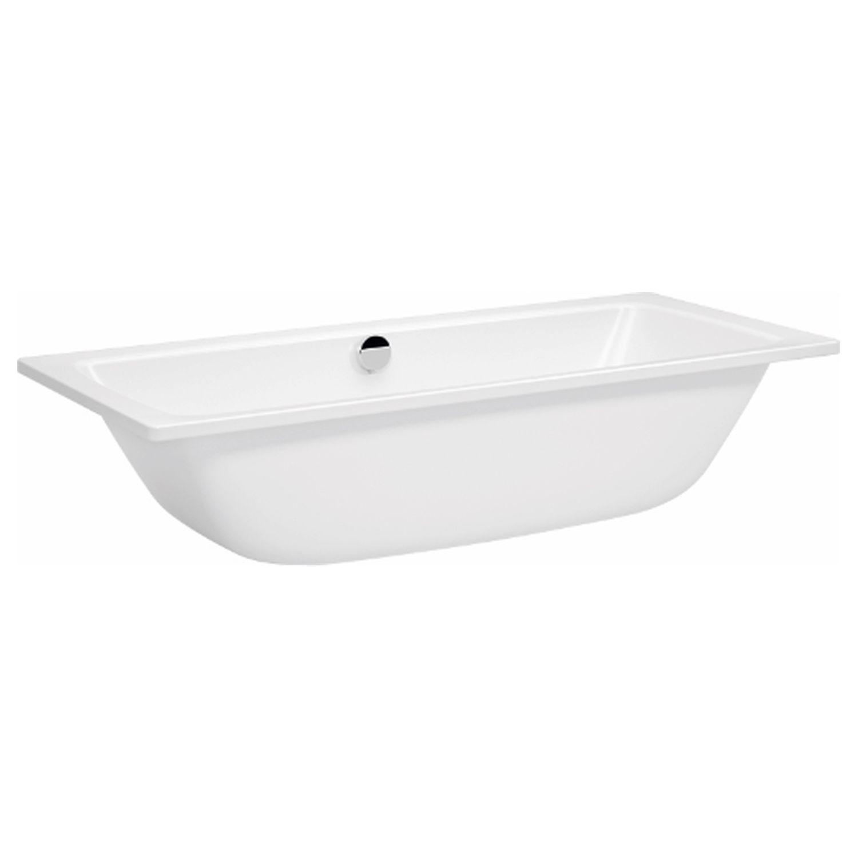 Kaldewei Badewanne CAYONO DUO weiß, 20x20 mit Wannenträger und ...