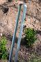 Bodenanker feuerverzinkt - 40cm lang