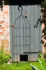 Rankgerüst Jumbo, 150 cm, schwarz