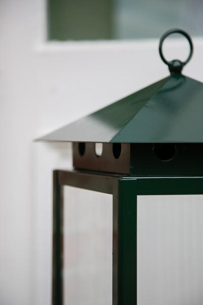 Laterne Pagode, grün