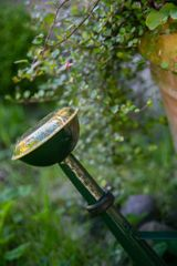 Gießkanne Metall Grün 5 Liter