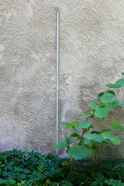 Verbindungsstange einfach Laubengang zink 12mm