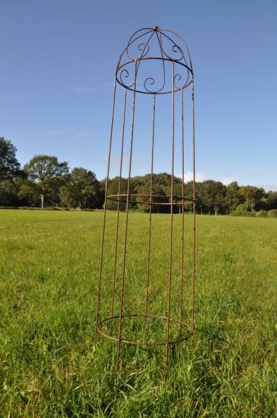 Rankhilfe Metall Rost Bagin 200cm