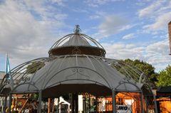 Sonnenschutz für Pavillon Romantik Ø 400cm