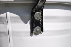 Metallwanne Länge: 33cm , weiss