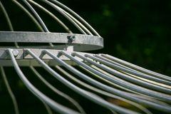 Gartenpavillon Metall Verzinkt + Farbe Ø 350cm Eleganz