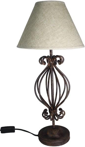 Tischlampe Metall Selia