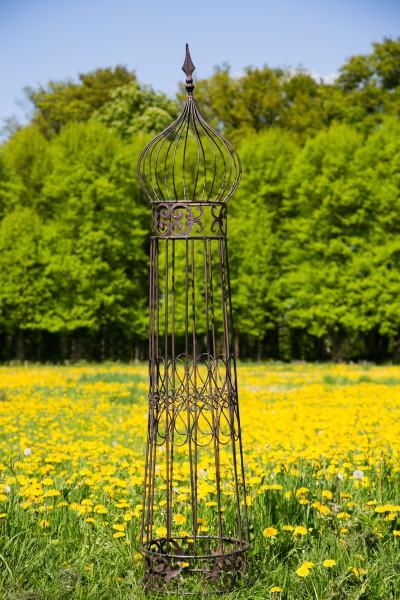 Rankhilfe Metall Flori, klein - 150cm